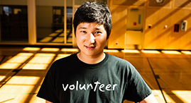 YMCA Volunteer