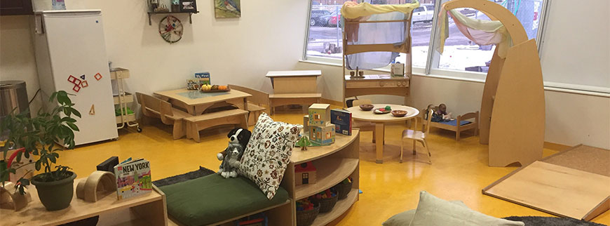 Clareview Child Care Center