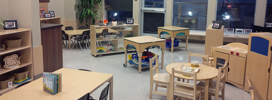Shirley Stollery Child Care Center